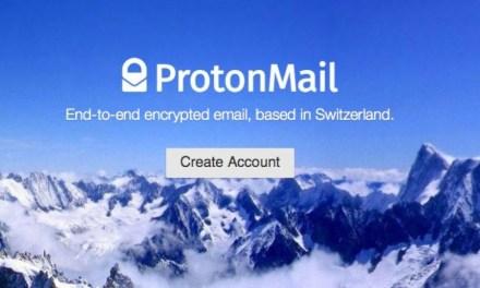 Servicio de correo electrónico encriptado ProtonMail adopta Bitcoin como método de pago