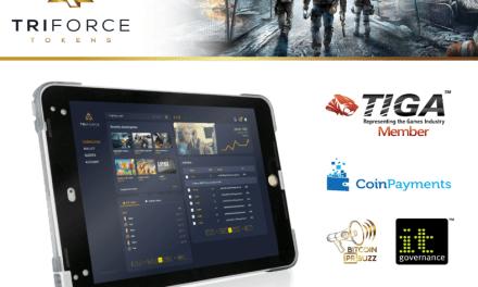 TriForce Tokens anuncia campaña ICO, Ledger Nano S gratis para primeros 50 participantes