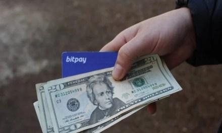 BitPay suspende sus servicios de tarjetas Visa fuera de Europa