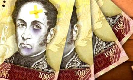 Bolívar venezolano vale menos que 1 satoshi, unidad mínima de bitcoin