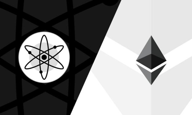 Cosmos y Ethereum integran sus tecnologías para desarrollar una red de blockchains