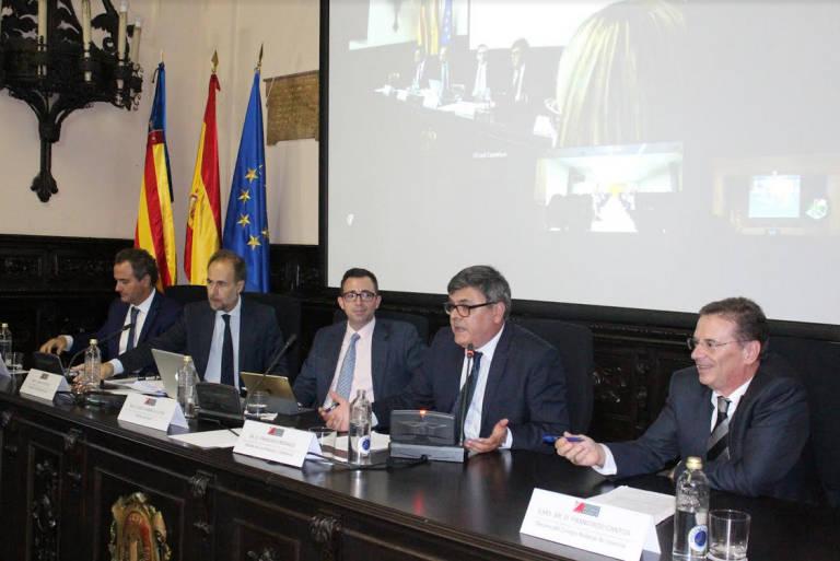Colegio Notarial de Valencia discute oportunidades de blockchain en el ámbito jurídico