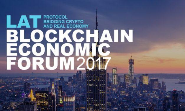 Reguladores, académicos, inversores y empresarios se reunirán en Nueva York para analizar la economía blockchain