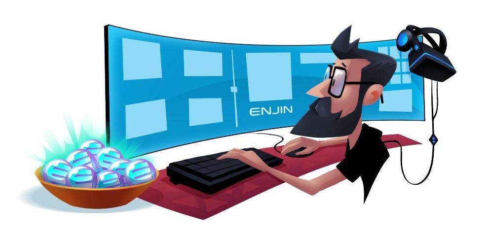 ENJIN cerrará su ICO en breve ofreciendo una oportunidad única de inversión en videojuegos y blockchain