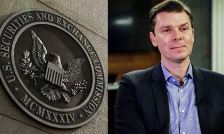 Cofundador de Bloq es investigado por la SEC por divulgar información privilegiada en beneficio financiero propio
