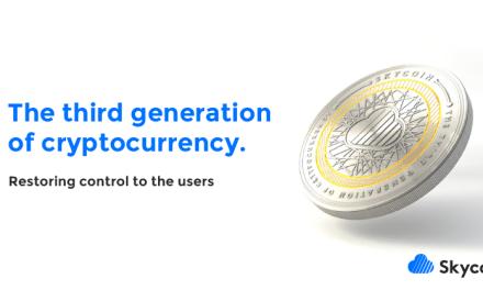 Skycoin, la criptomoneda de tercera generación que construye una nueva Internet, anuncia actualizaciones