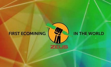 ZEUS: una granja de cripto-minería ecológica sustentada por  reciclaje