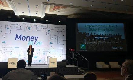 BitGive lanza su plataforma de rastreo de donaciones benéficas en la conferencia Money 20/20