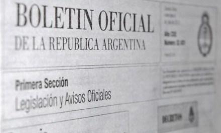 Boletín Oficial de Argentina certifica sus ediciones digitales con blockchain