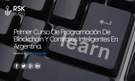 Argentina realiza primer taller de programación de contratos inteligentes