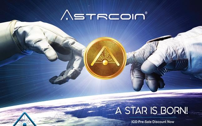 ASTEROID Ltd. lanza ICO: democratizando el espacio – una BlockClaim® a la vez…