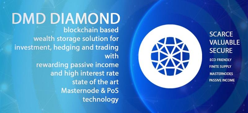 Cómo ganar con DMD Diamond: una solución alternativa de almacenamiento de riqueza