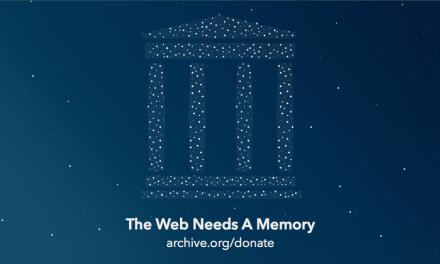 Archivo de Internet ahora acepta donaciones en Zcash y Bitcoin Cash