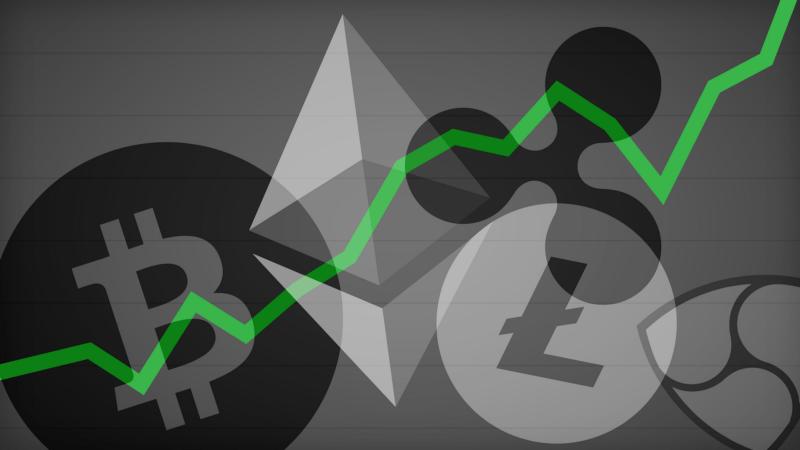 Mercado de criptoactivos alcanza máximo histórico de capitalización con $219 mil millones
