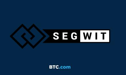 Cartera de criptomonedas BTC.com habilita transacciones con SegWit