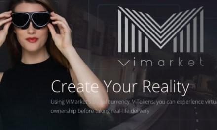 ViMarket: compras en línea con criptoactivos en Realidad Virtual