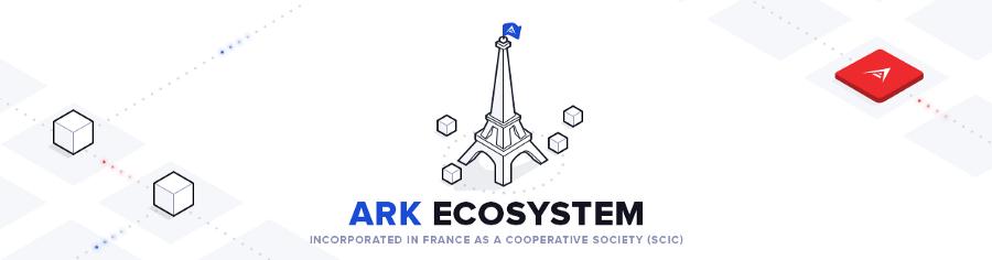 ARK se convierte en la primera criptomoneda SCIC de Francia