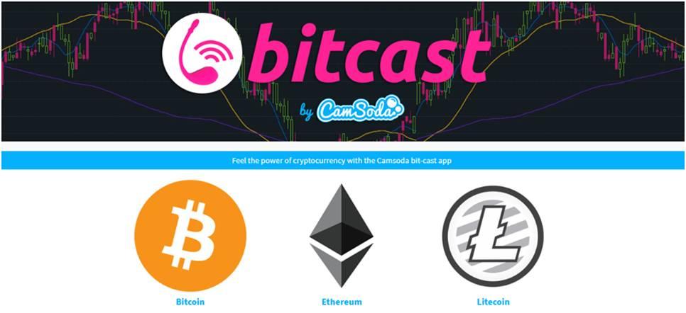 Camsoda lanza al mercado juguetes para adultos que aprovechan las fluctuaciones del precio de bitcoin