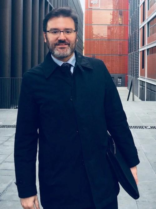 Xavier Foz Giralt Blockchain Justicia Leyes