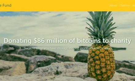 The Pineapple Fund donará más de 5.000 BTC a organizaciones benéficas