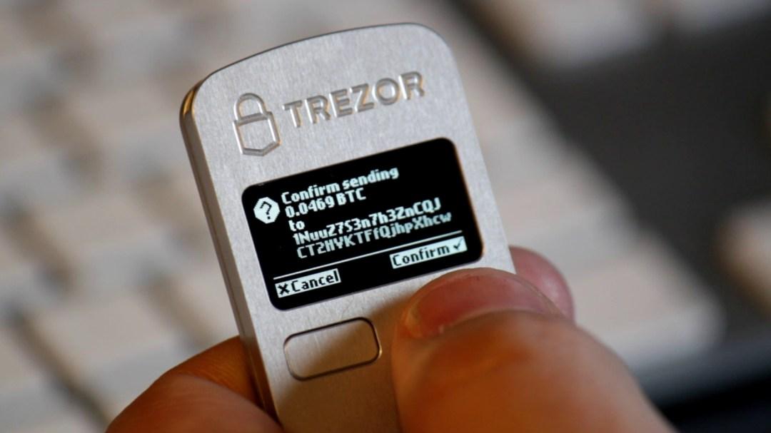 NEM y SatoshiLabs anuncian integración de Trezor con la NEM NanoWallet