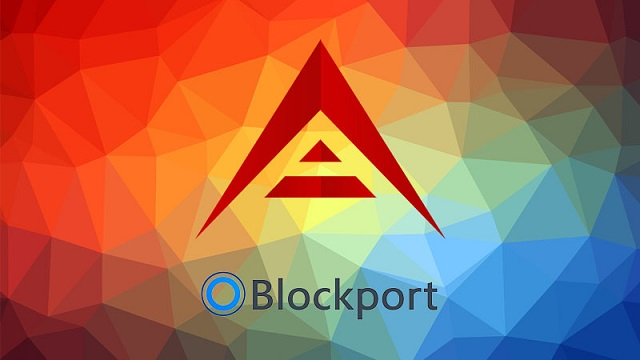 Plataforma Blockchain ARK forma Asociación con exchange descentralizado Blockport
