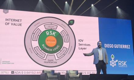 RSK lanzará la criptomoneda Internet del Valor en una ICO aspirando a convertirse en el ConsenSys de Bitcoin