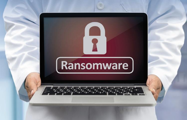 Ransomware contra organizaciones sanitarias incrementó casi 90% en 2017