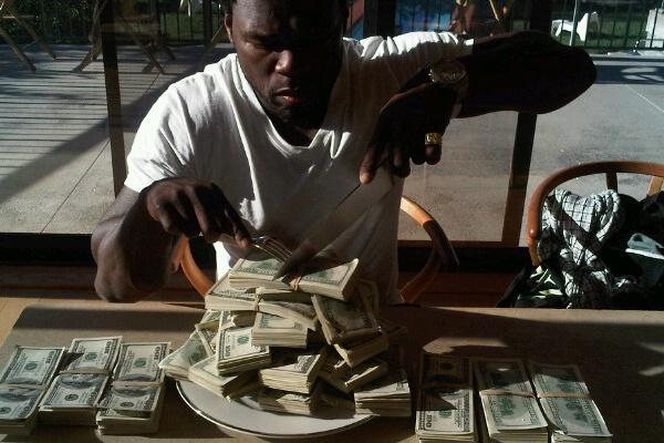 Rapero 50 Cent consigue más de $7 millones en bitcoin por la venta de su álbum en 2014