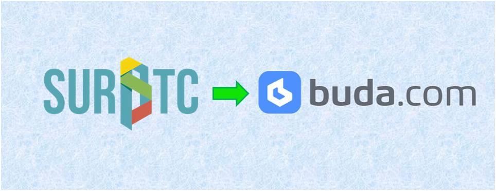 Casa de cambio latinoamericana SurBTC ahora se llamará Buda.com