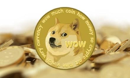 Dogecoin supera el millardo de dólares en su capitalización tras dos años sin actualizaciones