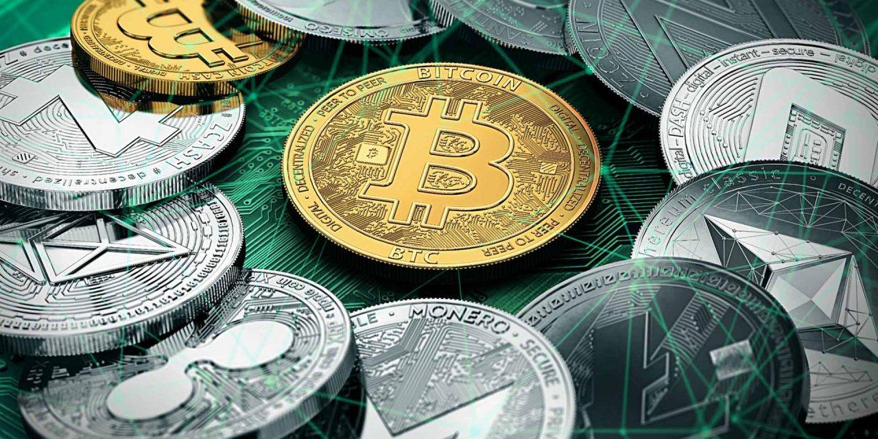 Mercado de criptoactivos comienza el año en alza