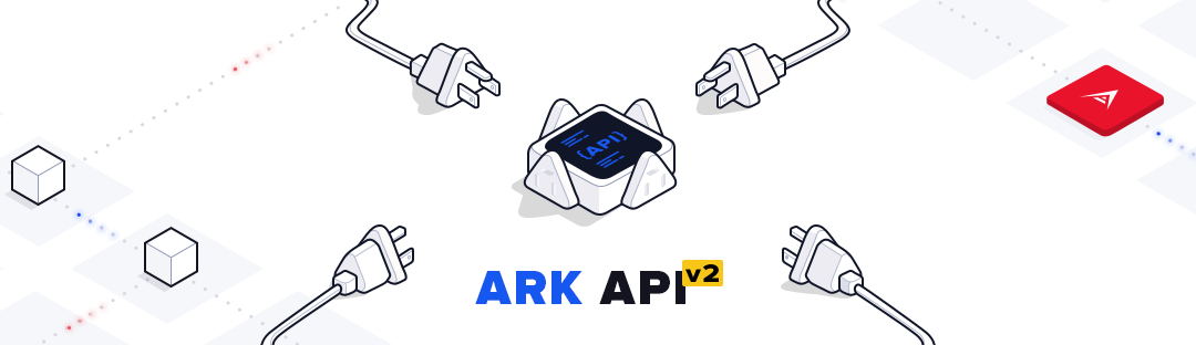ARK publica actualización técnica: presenta API V2