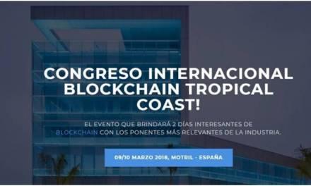 Bitcoin Gold dirá presente en el Congreso Internacional Blockchain Tropical Coast