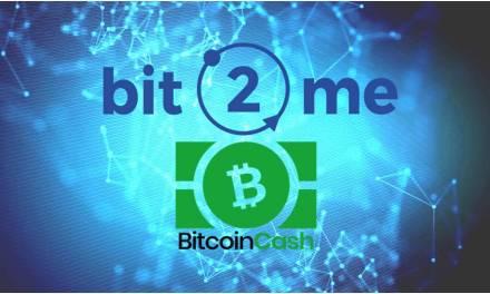 Bitcoin Cash ya está disponible en la plataforma de compraventa de criptomonedas Bit2Me