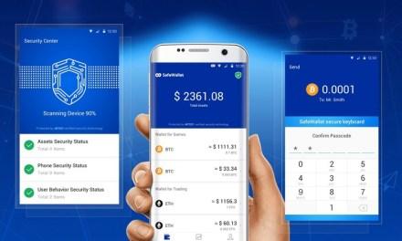 Compañía de seguridad móvil de China lanza cartera de criptomonedas