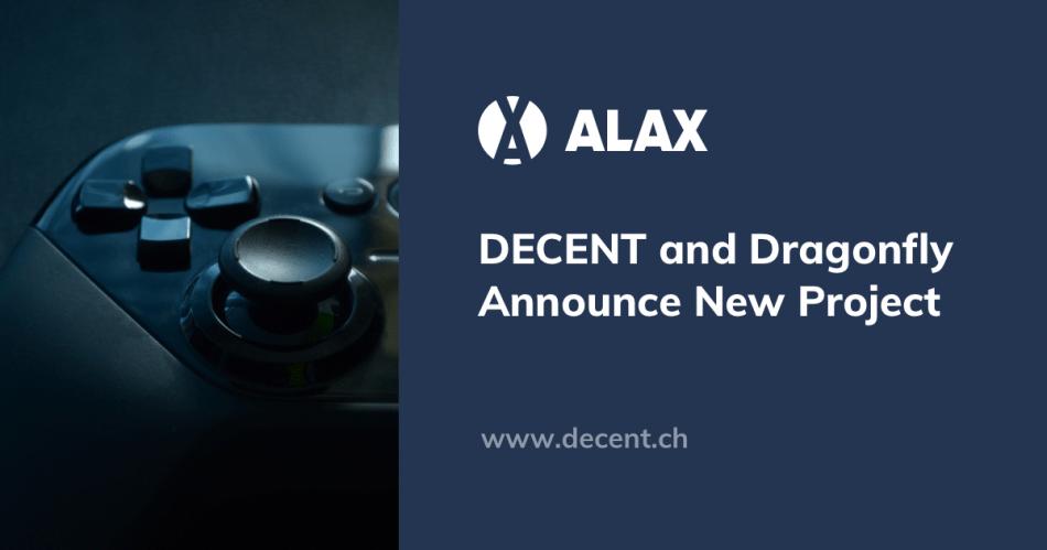 DECENT y Dragonfly lanzan aplicación blockchain para revolucionar los pagos en la industria del juego digital