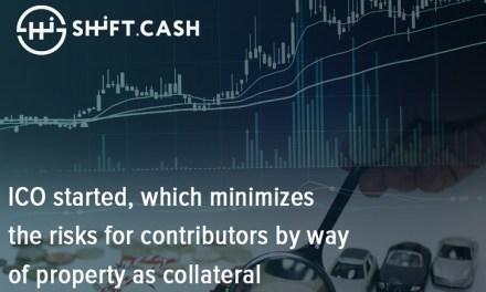Shift.cash – Minimiza los riesgos para los prestamistas vía propiedad real como garantía