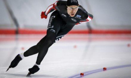 Campeón olímpico Ted-Jan Bloemen firma contrato de patrocinio en criptomonedas