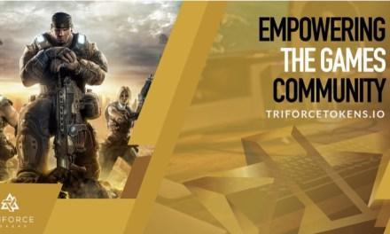 TriForce Tokens, Plataforma Blockchain de Juegos, inicia preventa el 20 de febrero y finaliza el 6 de marzo de 2018