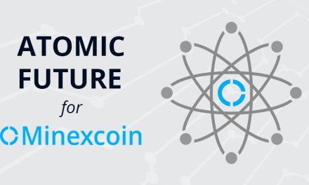 Sistema de Pago Minexcoin preconiza el Futuro en Atomic Swaps