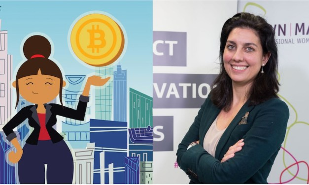 """Almudena de la Mata: """"España debe participar de la revolución tecnológica que supone blockchain"""""""