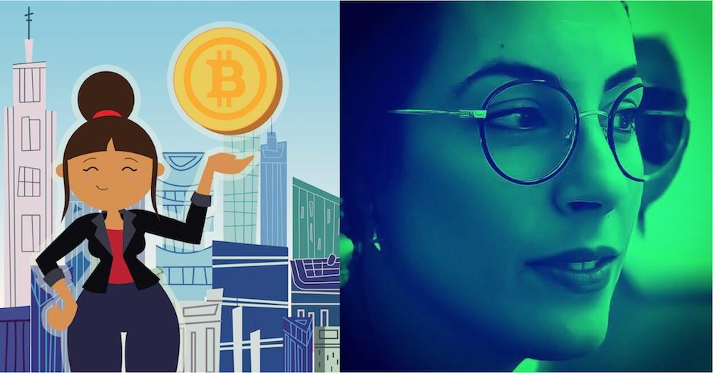 """Cristina Carrascosa: """"Los tokens representan la democratización del mercado financiero"""""""