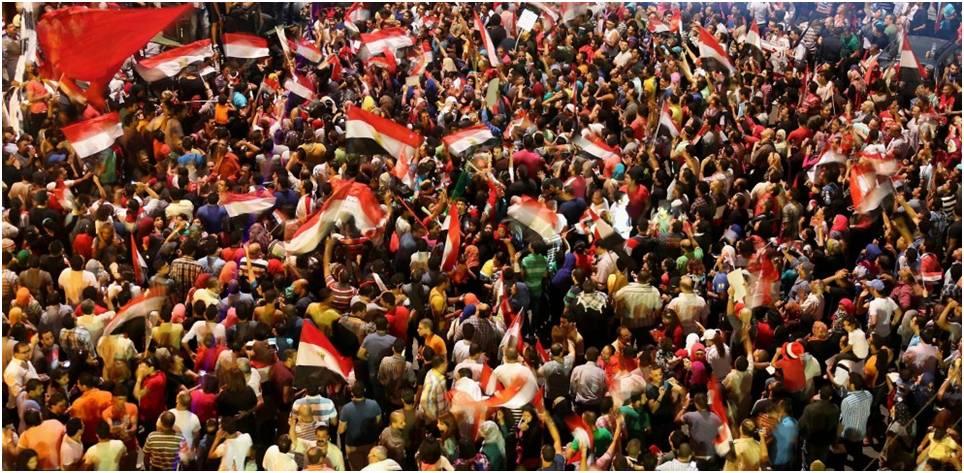 Gobierno de Egipto podría estar minando criptomonedas a expensas de sus ciudadanos
