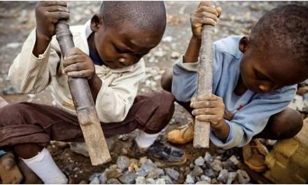 BMW utilizará blockchain para luchar contra la minería infantil en el Congo