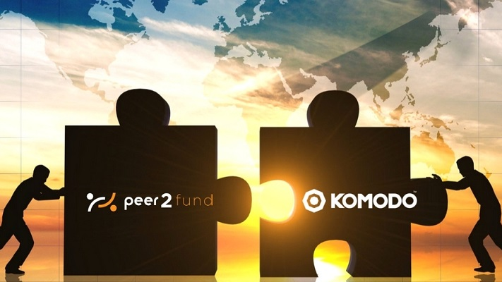 Peer2group anuncia alianza con Komodo