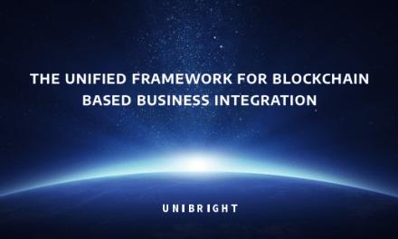 Unibright anuncia venta de tokens para su plataforma Blockchain de Gestión Empresarial