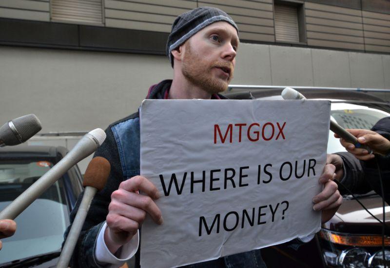 Administrador de Mt. Gox: venta de $400 millones en bitcoins no influyó en la caída del precio