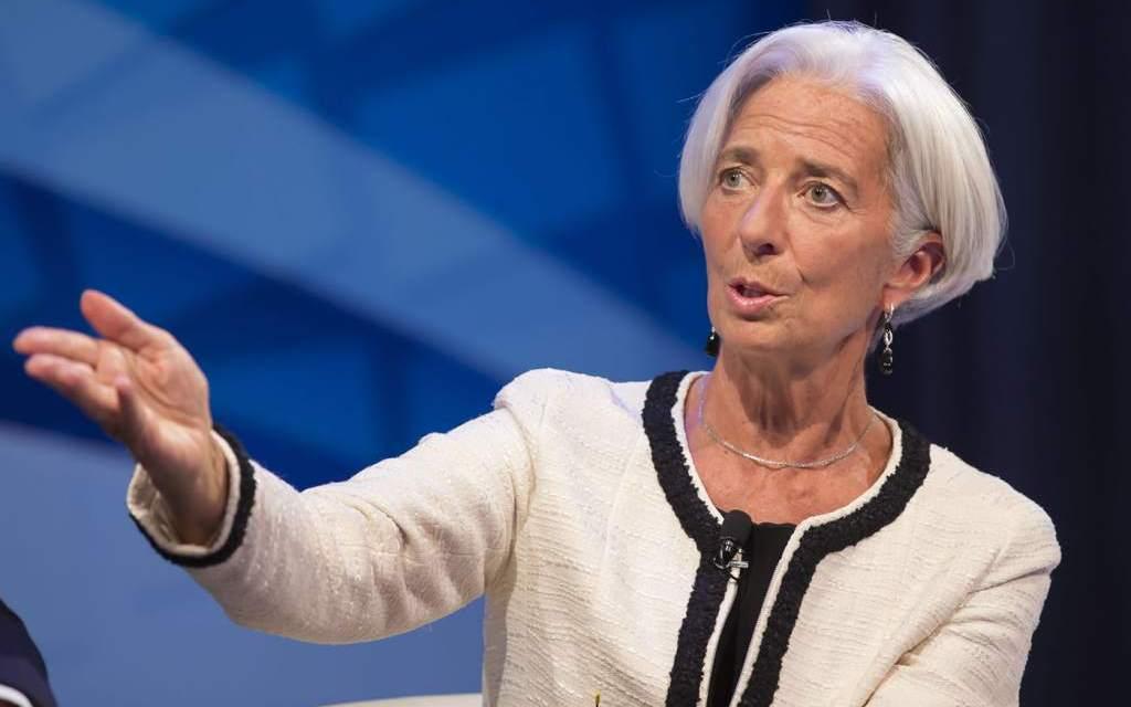 Directora del FMI propone regular criptomonedas usando blockchain