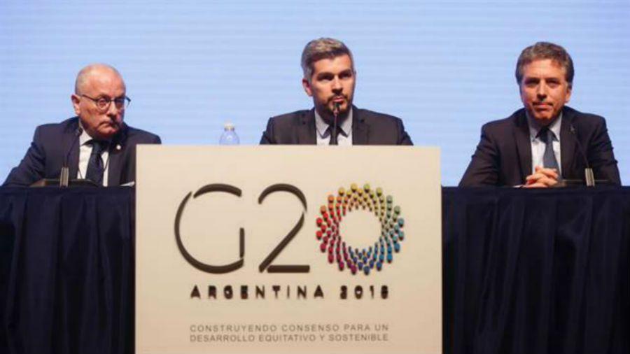 Sin decisiones sobre los criptoactivos concluye reunión del G20